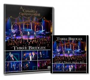 LIVE @ Trinity Music City DVD & CD